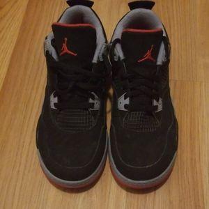 Kids Jordan 4's